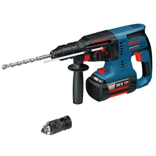 GBH36VFLI Cordless sds drill