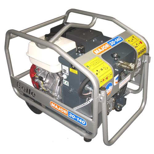 Belle Midi 20-140 Honda Hydraulic Power Packs