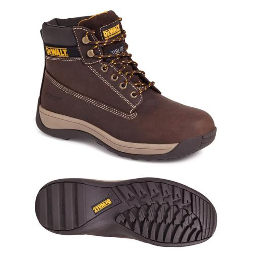 Dewalt Apprentice Brown Boot Uk11