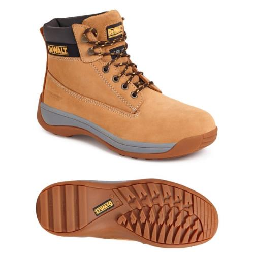 Dewalt Apprentice Wheat Boot Uk6