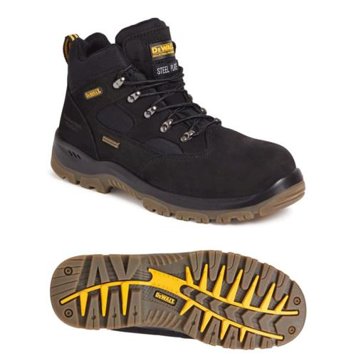 Dewalt Challenger Black Boot Uk10