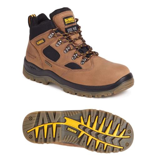 Dewalt Challenger Brown Boot Uk9