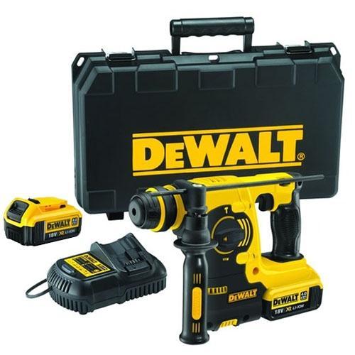 Home Cordless Tools Cordless Sds+ Drills Dewalt Dch253m2 18v Sds+