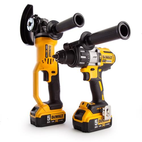 Dewalt Dck278p2 Xr 18v Twin Pack