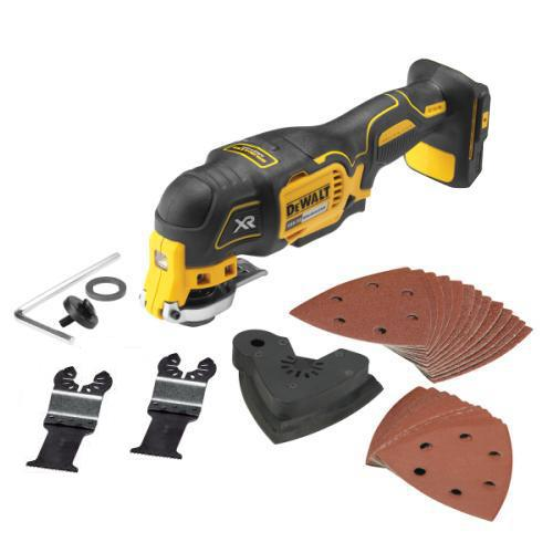 Dewalt Dcs355n 18v Multitool Naked