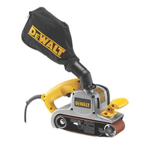 Dewalt Dwp352vs  240v Belt Sander