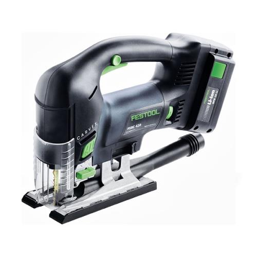 Festool Psbc 420 Li 5.2 Eb-set Gb 18v Jigsaw
