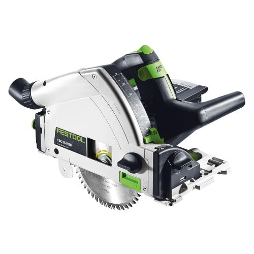 Festool Tsc 55 Li Reb-basic 18v Plunge Saw