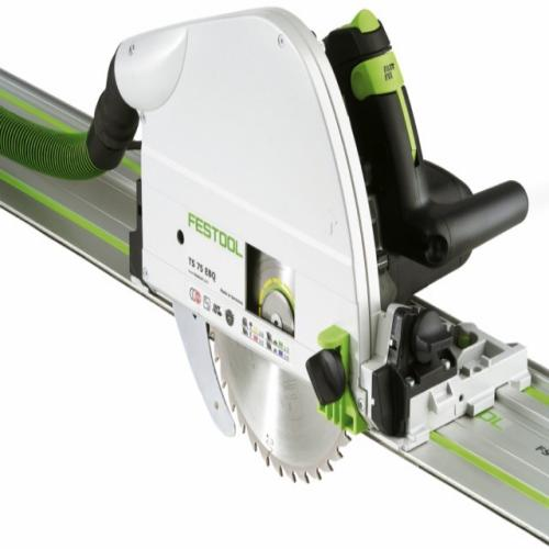 Festool Ts 75 Eq-plus-fs Gb 110v Circular Saw