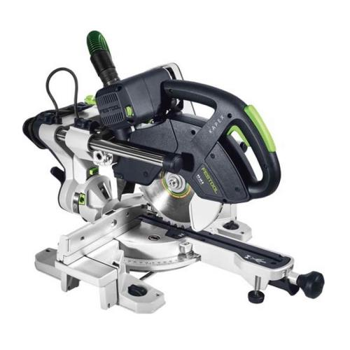 Festool Kapex Ks 60 E-set Gb 240v Mitre Saw