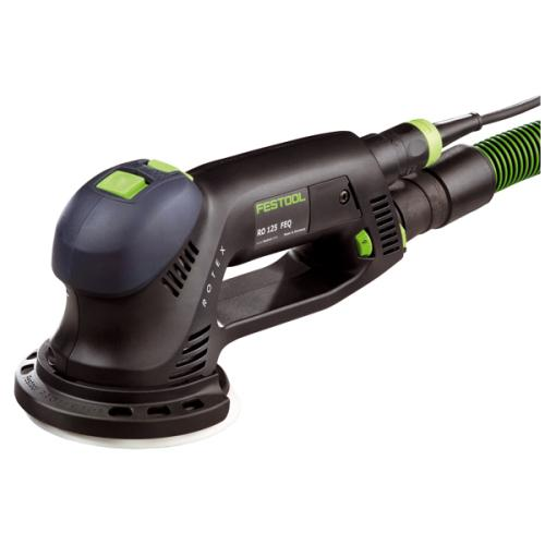 Festool Ro 125 Feq Plus Gb 240v Sander