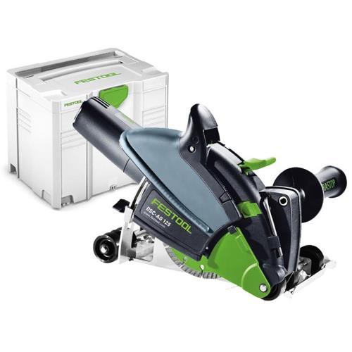 Festool Dsc-ag 125 Plus Gb 240v Cutting Sys