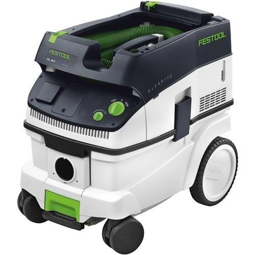 Festool Ctl 26e Gb 240v Mobile Dust Extractor