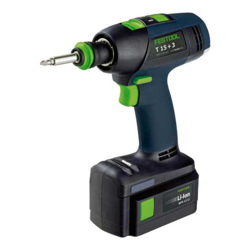 Festool T15 Li 2.6 Gb Plus Drill