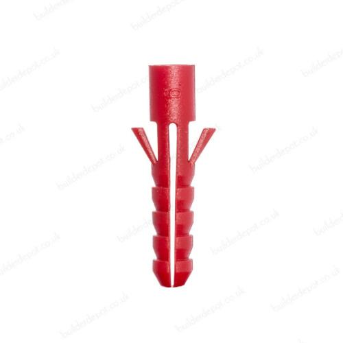 Fischer 42531 Wr300 Red Wallplug (300)