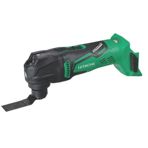 Hitachi Cv18dbl/w4 Brushless Multi-tool Naked