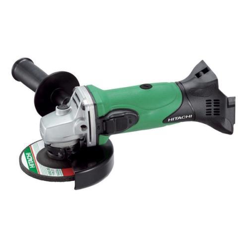 Home Cordless Tools Cordless Anglegrinders Hitachi G18dsl/w4 18v Angle