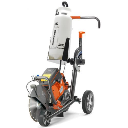 Husqvarna 1270 119cc Petrol With Trolley