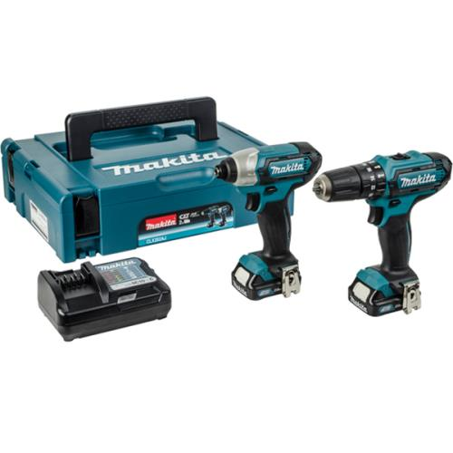 Makita Clx202aj 2pc Li-ion 10.8v Kit