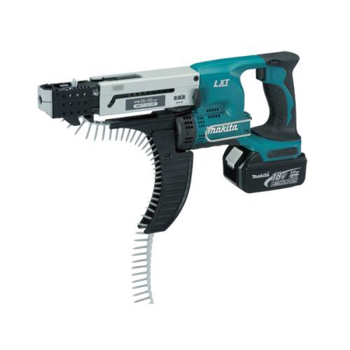 Makita Dfr750rme 18v Auto-feed Screwdriver