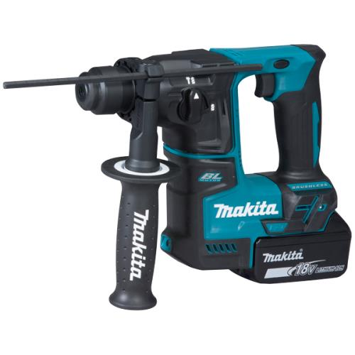 Makita Dhr171rmj Brushless 18v Sds Drill