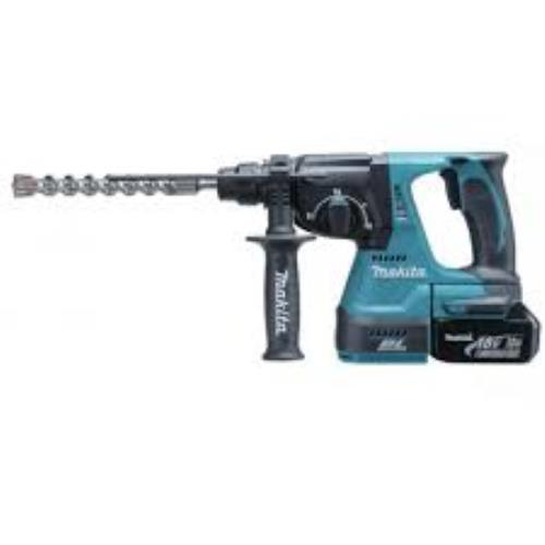 Makita Dhr242rmj 18v Brushless Sds Hammer