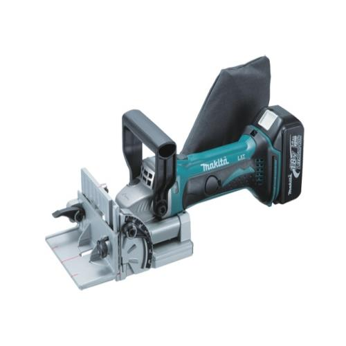 Makita Dpj180rmj 18v Biscuit/jointer