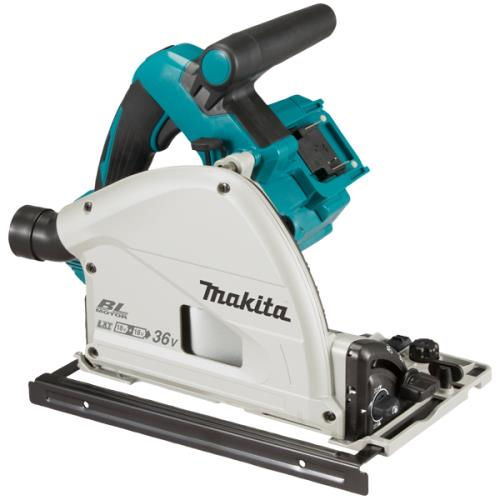 Makita Dsp600zj Twin 18v/36v Plunge Saw Lxt