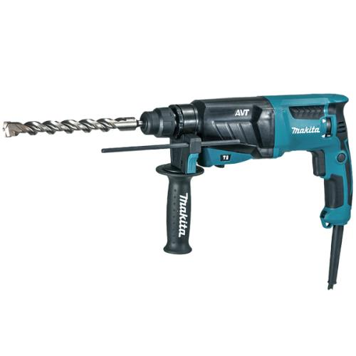 Makita Hr2631ft 240v Sds+ Hammer Drill