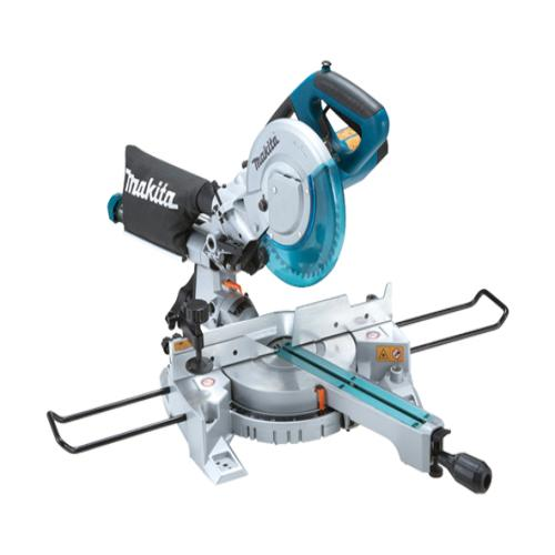 Makita Ls0815fln Slide Compound Mitresaw 110v