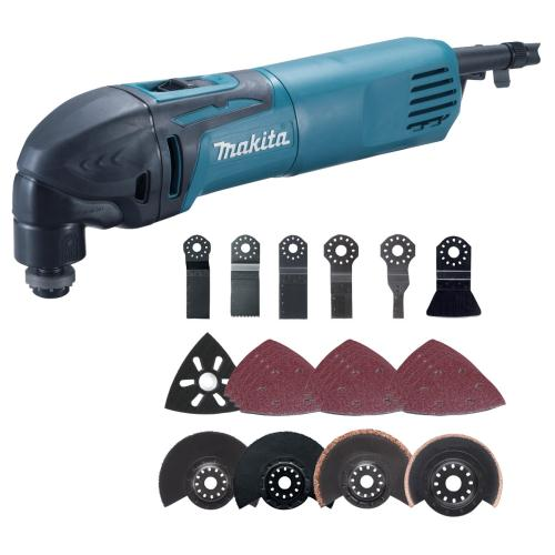 Makita Tm3000cx3 240v Multitool