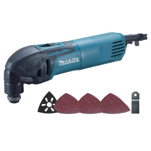 Makita Tm3000cx4 240v Multitool