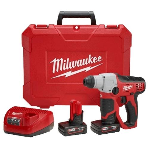 Milwaukee M12h-402c Sds Drill