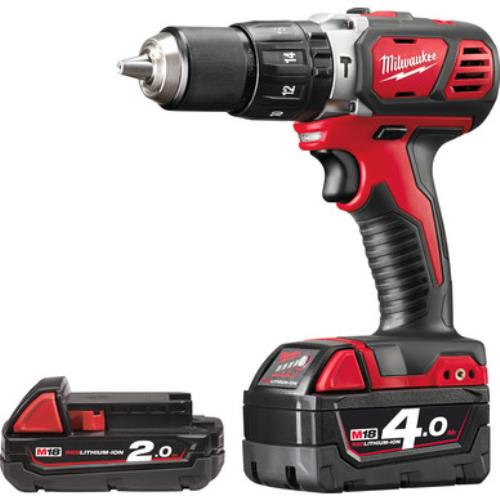Milwaukee M18cpd-421c Combi Drill Fuel