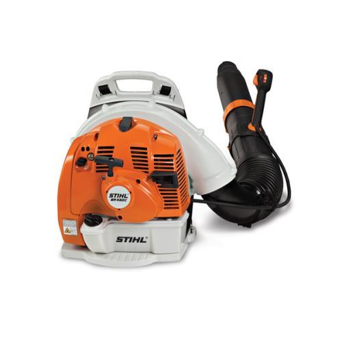 Stihl Br450c Ef Backpack Leaf Blower Tool Britannia