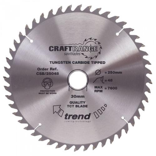 Trend Craft Saw Blade 160 X 48t X 2.2x20