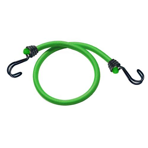 Master Lock Twin Wire Bungee Cord 80cm Green