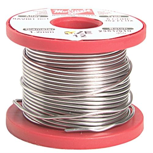 Multicore Size 12 Reel Solder 120g 1.2mm