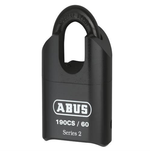 Abus 190 60mm Combi Padlock Heavy-duty Closed