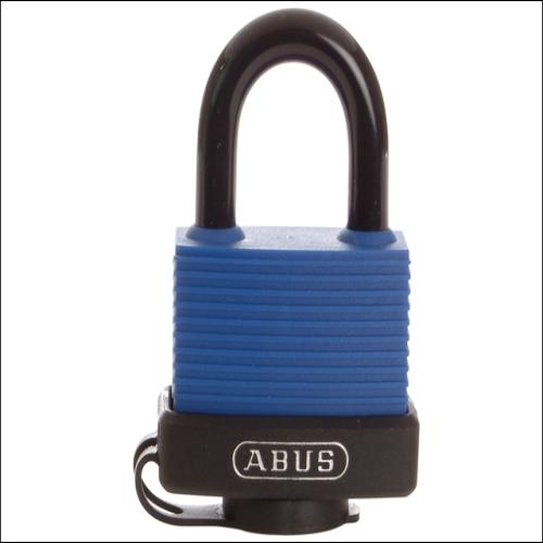 Abus 70ib 45mm Brass Marine Padlock Keyed6404