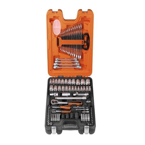 Bahco S87+7 Socket & Spanner Set Of 94 Metric