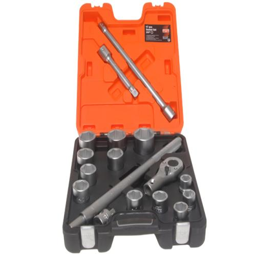 Bahco Slx17 Socket Set 17 Piece 3/4in Drive