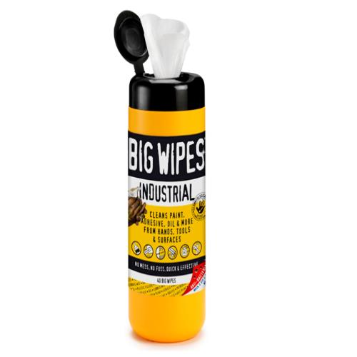 Big Wipes Industrial Multi-purpose Wipes