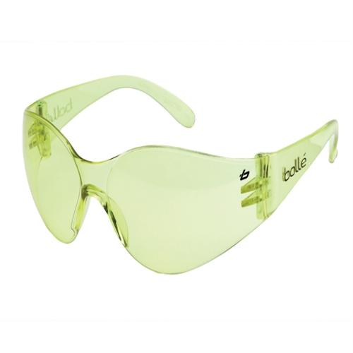 Bollé Safety Bandido Safety Glasses Yellow