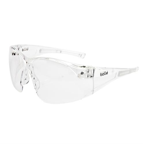 Bollé Safety Rush Safety Glasses Clear