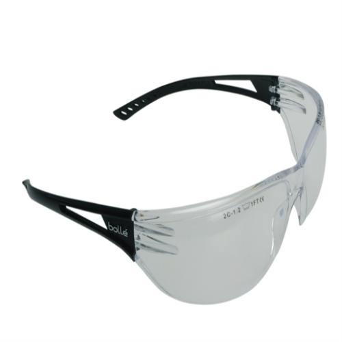 Bollé Safety Slam Safety Glasses Clear