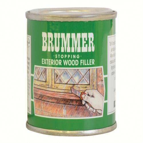 Brummer Exterior Stopping Small Natural Oak