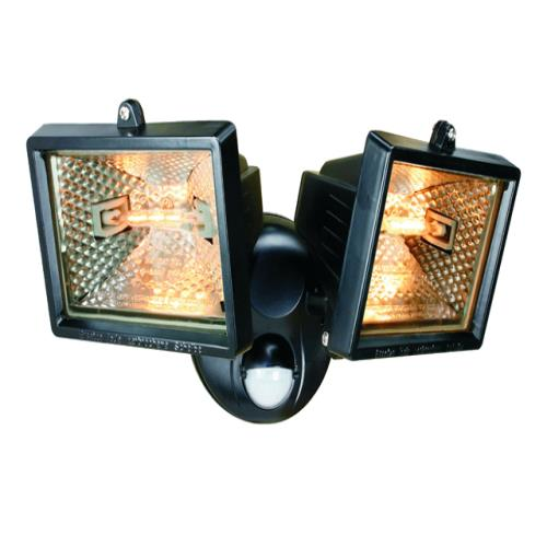 Byron Es120/2 Twin Halogen Floodlight