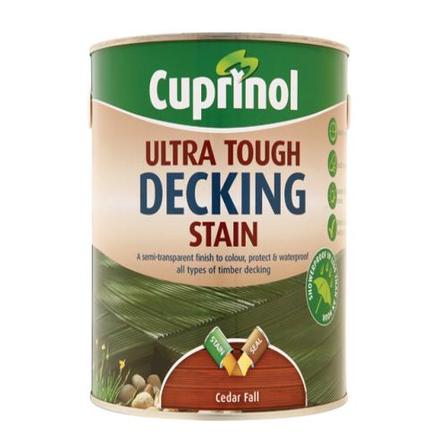 Cuprinol Anti Slip Decking Stain Cedar Fall