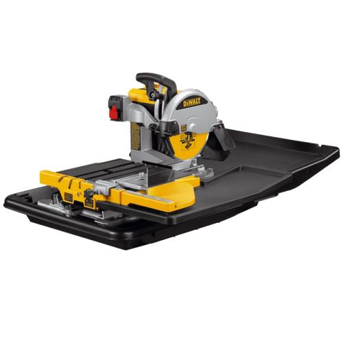 Dewalt D24000 Wet Tile Saw 1600 Watt 110 Volt